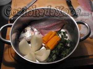 Caldo de peixe