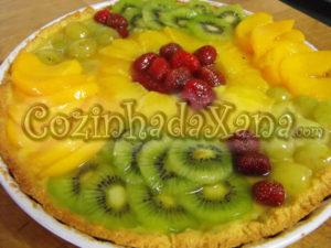 Tarte de fruta
