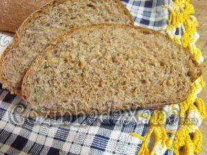 Pão integral (MFP)