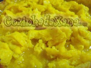 Ovos doces mexidos