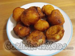 Como fazer Batatas Dauphine ou Noisette