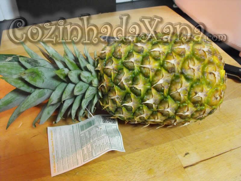 O Abacaxi (como Escolher E Conservar