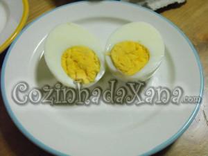 Como fazer Ovos cozidos