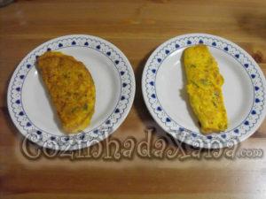Como fazer Omeleta