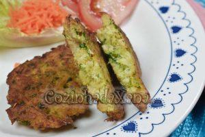 Pataniscas de bacalhau (sem glúten)